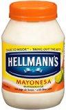 Hellmann's Mayonnaise with Lime Juice, 30 oz