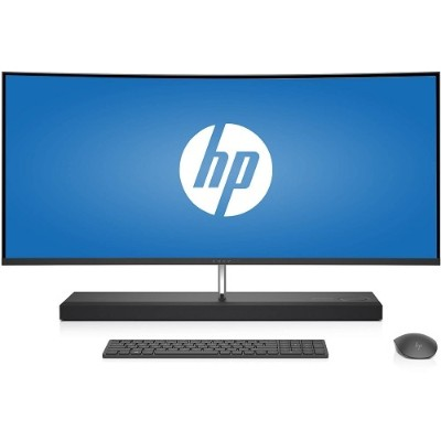 Hp Inc. Z5l85aa#aba Envy Curved 34-b010 Intel Core I7-7700t Quad-core 2.90ghz All-in-one Pc - 16gb Ram  1tb 7200rpm Sata  256gb Pcie Nvme M.2 Ssd  34 Curved Ult