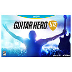 Activision 047875874244 Guitar Hero Live Bundle - Entertainment Game - Wii U