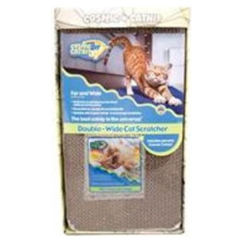 Ourpets Company 089983 Cosmic Far and Wide Cat Scratcher