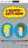 Beavis and Butt-head - The Mike Judge Collection, Vol. 1 [UMD for PSP]