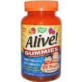 Vitaminas Para Ninos - Multivitaminas Para Niños Masticables Con 3 Deliciosos Sabores Naturales. 26 Frutas Y Vegetales