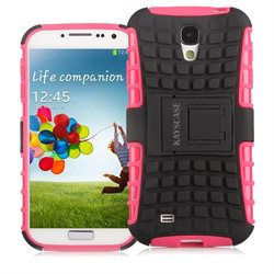 KAYSCASE ArmorBox Cover Case for Samsung Galaxy S4 SIV S IV Smart Phone LIFETIME WARRANTY