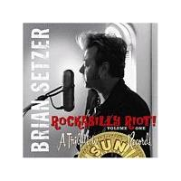 Brian Setzer - Rockabilly Riot - Vol. 1: Tribute To Sun Records (Music CD)