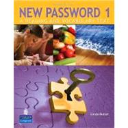 New Password 1 A Reading and Vocabulary Text (without MP3 Audio CD-ROM)