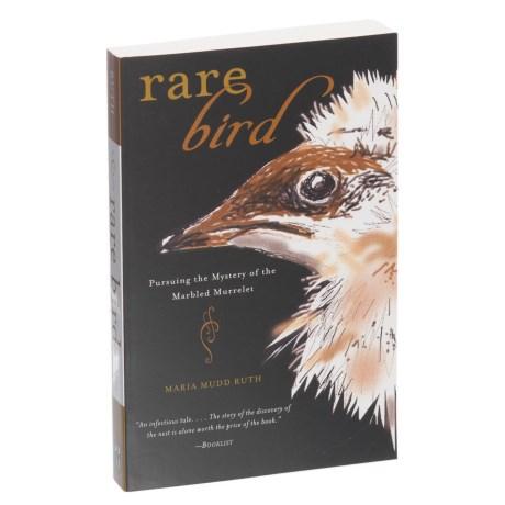 Rare Bird Book - Paperback