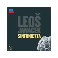 Wiener Philharmoniker - Janacek: Sinfonietta; Taras Bulba; Lachian Dances (Music CD)
