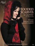 Practical and stylish, the sewing projects in this straightforward guide complement each other to create hooded scarf and glove sets, adding versatility to any outfit