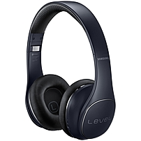 Samsung Level On Wireless Pro Headphones, Black - Stereo - Black - Mini-phone - Wired/wireless - Bluetooth - Over-the-head - Binaural - Circumaural - 3.94 Ft Cable - Yes Eo-pn920cbegus