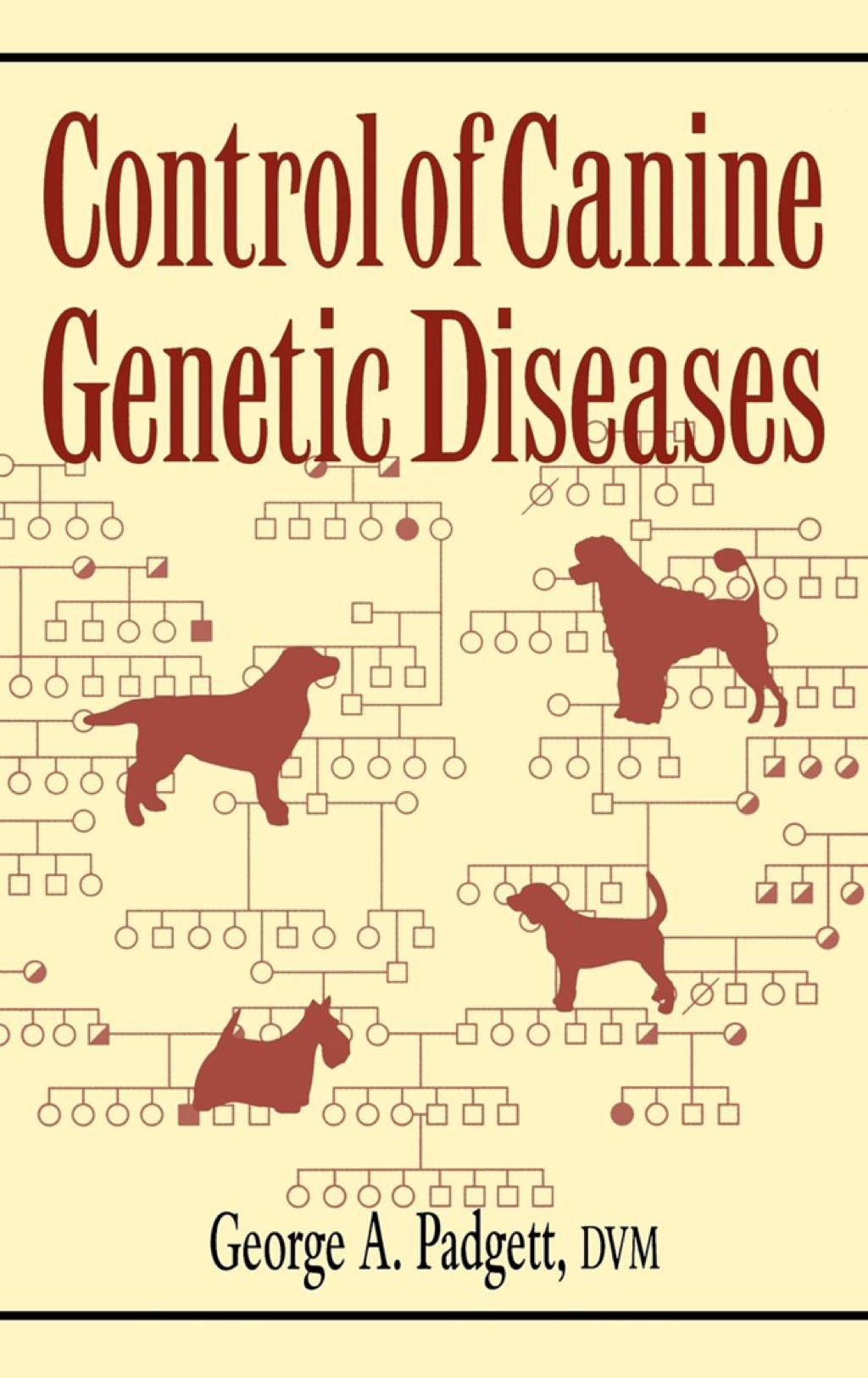 Control Of Canine Genetic Diseases (ebook)