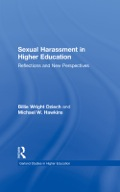 In 1984, Billie Dziech co-wrote The Lecherous Professor, one of the first books to articulate the problem of sexual harassment on college campuses