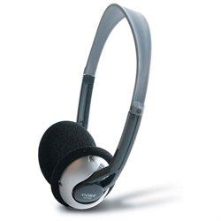 Coby CV-H42 Stereo Headphone - Stereo - Mini-phone - Wired - Over-the-head - Binaural - Circumaural
