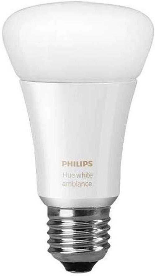 Philips 461004 A19 Hue White Ambiance Led Bulb
