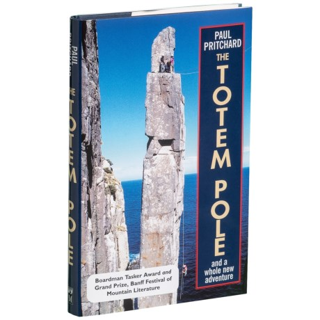 Totem Pole Book - Hardcover