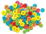 Favorite Findings Buttons 130/pkg-citrus