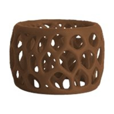 3d Systems 391138 Cube 3 - Brown - Abs Filament ( 3d ) - For  Cube 3