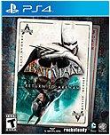 Pre order the most critically acclaimed superhero games ever made   Batman  Arkham Asylum and Batman  Arkham City   rebuilt for next gen in one amazing bundle.