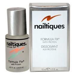Nailtiques Protein Formula Fix by Nailtiques for Women - 0.5 oz Manicure