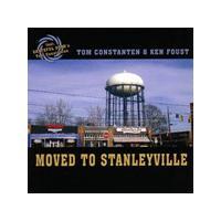 Tom Constanten - Moved To Stanleyville (Music CD)