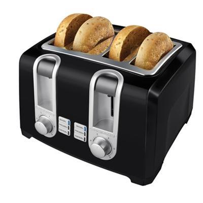 Melitta Usa T4569b 4-slice Toaster