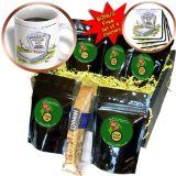 cgb_1508_1 Londons Times Funny Computer Cartoons - DIED OF FATAL ERROR R.I.P. - Coffee Gift Baskets - Coffee Gift Basket
