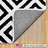 Gorilla Grip The Original Area Rug Gripper Pad, Made In USA, Pads Available in Many Sizes, For Hard Floors, Provides Protection and Cushion for Area Rugs and Floors (5' x 7')
