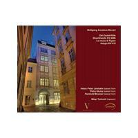 Mozart: Die Zauberflöte; Divertimento, KV 439b; Le nozze di Figaro; Adagio, KV 410 (Music CD)