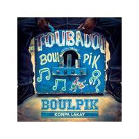 Boulpik - Konpa Lakay (Music CD)