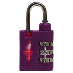Safe Skies 40 Aero TSA Lock - Passion Purple