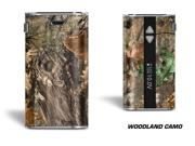 Designer Decal For Eleaf Istick 50w Vape - Woodland