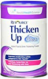 Resource Thicken Up Clear Powder Canister, 125 Gram