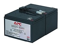 Apc Rbc6 Replacement Battery Cartridge #6 For Bp1000, Suvs1000, Su1000
