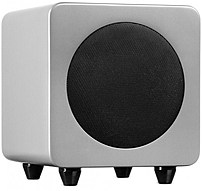 The Kanto SUB6MG is a sealed box front firing subwoofer offering 200 watts of powerful bass extension