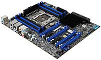 Supermicro X10sra Server Motherboard - Intel Chipset - Socket Lga 2011-v3 - Atx - 1 X Processor Support - 512 Gb Ddr4 Sdram Maximum Ram - 2.13 Ghz Memory Speed Supported - Dimm, Lrdimm, Udimm - 8 X Memory Slots - Serial Ata/600 - 6 X Usb 3.0 Mbd-x10sra-o