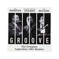 Ben Webster - Complete Legendary 1961 Session (Music CD)