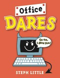 A perfect piece of pocket-sized fun for any office worker and an ideal gift for mischievous colleaguesBoring day at he office? Amuse yourself andcolleagues with dares that are guaranteed to bring a scowl to your manager's face