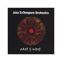 Jazz Extempore Orchestra - East & West (Music CD)