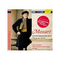 Wolfgang Amadeus Mozart - Essential Symphonies Vol. 5 (Norrington)