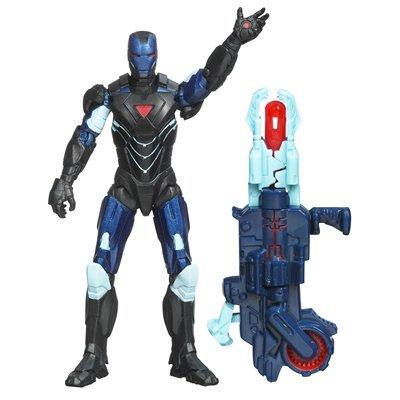 The Avengers - Reactron Armor Iron Man By Hasbro