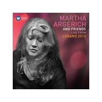 Martha Argerich and Friends: Live from Lugano 2013 (Music CD)