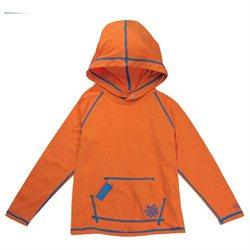 UV Skinz Long Sleeve Beach Hoodies for Boys