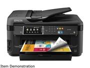 Epson Workforce 7610 Inkjet Multifunction Printer - Color -