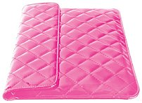 Iessentials Ie-qlt-7pk Carrying Case For 8-inch Tablet - Pink Quilted