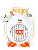 MSC International 50644 Joie Wedgey Egg Mushroom Slicer Stainless Steel Blades, BPA free, FDA approved, White 4.5-Inches x 3.25-Inches x 1.25-Inches