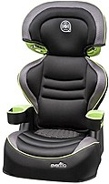 Evenflo 032884189373 Pro Comfort Amp LX Booster Seat carry's forward our passion for products that foster a safer, more peaceful ride