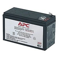 The maintenance free, leakproof, lead acid battery with suspended electrolyte, is APC Replacement Battery  35