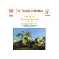 Vivaldi: Dresden Concerti, Vol 3