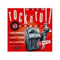 Various Artists - British Rock 'n' Roll Anthology (1956-1964) (Music CD)