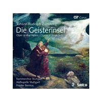 Johann Rudolph Zumsteeg: Die Geisterinsel (Music CD)