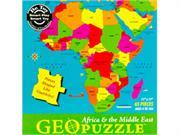Geotoys Geo103 Geopuzzle Africa